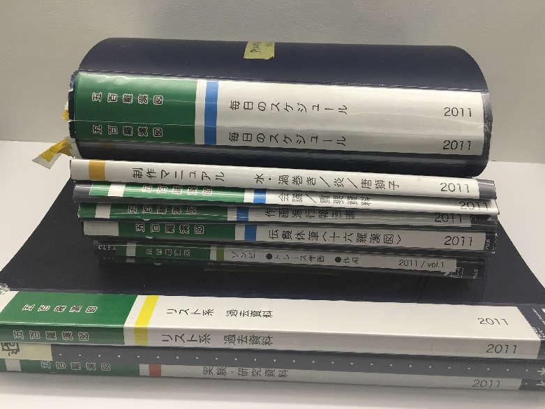 takashi-murakami-500-arhats-schedules